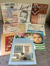 Lot of Vintage Sewing Ephemera