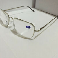 High Reading Glasses +6.50 +7.00 +7.50 +8.00 Lens Metal Frame Eyeglass Quality