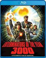 New: EXTERMINATORS OF THE YEAR 3000 Blu-ray