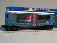 LIONEL POLAR EXPRESS ANIMATED AQUARIUM TRAIN CAR o gauge operating 6-82510 NEW