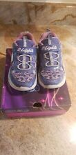 Skechers light up shoes girls Youth size 10. Free Shipping: Pre-owned with box.