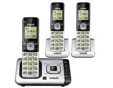 Vtech Cs6729-3 Cordless Phone Answering System CallerId/Call Waiting 3-Handset