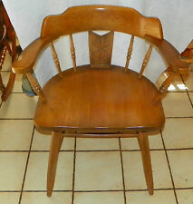 Solid Oak Southwest Chair / Armchair (Rp-Ac37)