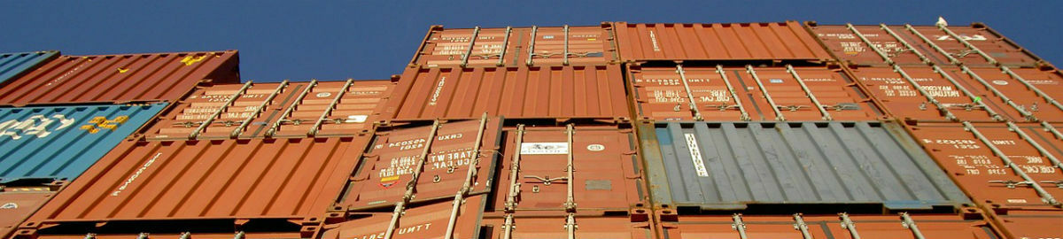 Shipping Container Parts & Lashing
