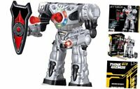 Think Gizmos Large Remote Control Robot for Kids – Superb Fun Toy RC Robot – Rem