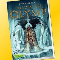 HELDEN DES OLYMP (Band 2)   DER SOHN DES NEPTUN   RICK RIORDAN (Buch)
