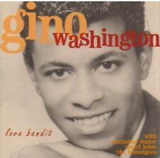 Gino Washington - Love Bandit [New CD]