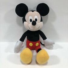 """New listing Kohl's Cares Mickey Mouse Soft Plush Doll Toy 14"""" Tall Authentic Disney"""