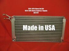 74 75 76 Chevy Impala Caprice Belair AC CONDENSER a/c OEM 3029535 AC2120