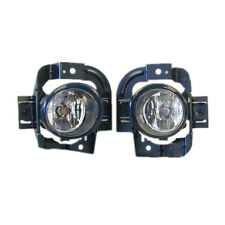 Fog Light Kit for Nissan X-Trail T30 10/2001-08/2007 with Wiring & Switch