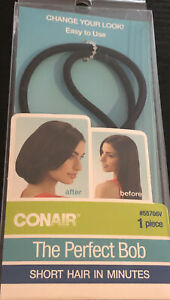 Conair The Perfect Bob Short Hair In Minutes - 1 Piece Kit New