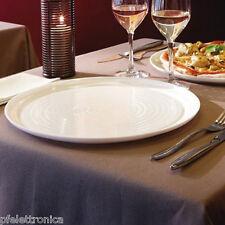 servizio 6 Piatti pizza bianco Arcoroc in vetro Zenix® diametro 32cm  6 pezzi