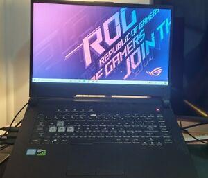 ASUS ROG STRIX GAMING LAPTOP 120HZ G531GT_G531GT 16GB 475GB ssd + GTX 1650