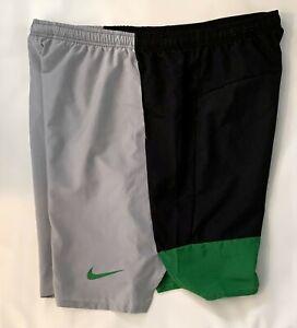 Nike Men's Dry Woven Team Dri-Fit Football Shorts NEW AO5906 012 Size 3XL
