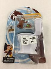 Poopeez Series 1 Toilet Launcher Playset Collectible Toy