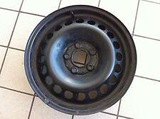 """Cerchi in Ferro Mercedes Classe A 15"""" seminuovi con pneumatici invernali nuovi"""