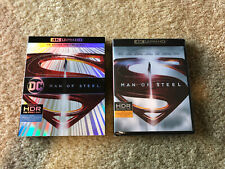 Man Of Steel 4k Ebay