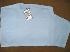 3Xl Rh Trap/Skeet Pad Light Blue 50/50 Dryblend Shooting T-Shirt by Gildan