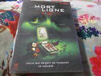 "COFF 2 DVD NEUF ""LA MORT EN LIGNE 1 & 2"" films d'horreur Japonais Takashi MIIKE"