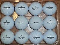 12 Pearl Grade A Bridgestone FIX golf balls superb quality and price