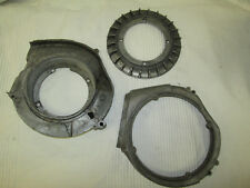 Puch 50 125 KTM Motordeckel Lüfter Abdeckungen 3 Teile