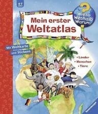 Mein erster Weltatlas von Andrea Erne (2008, Ringbuch)