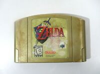Legend of Zelda: Ocarina of Time Collector's Edition (64, 1998)