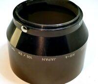 Nikon HS-4 Lens Hood Shade Metal for 105mm f2.5 AI Nikkor Micro 105mm f4.0 Ai-s