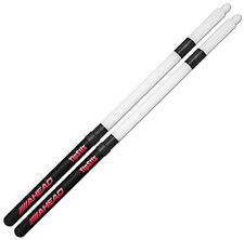 Ahead Tipstix Light bundled Broom Stick Tip Drumsticks