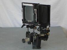 Sinar F 4x5 / 9x12 + Extrabalgen