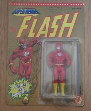 DC COMICS SUPEREROI il flash in massa Action Figure. VINTAGE 1990 integro