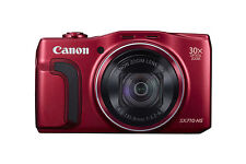 NEW Canon PowerShot SX710 20.3MP Digital Camera - Red. BRAND NEW. NEVER USED!!!
