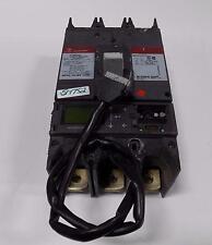 GE RMS HI-BREAK 400A 600V 3P CIRCUIT BREAKER SGLL3604L3ZX