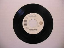 Peter Cetera World Falling Down/Feels Like Heaven 45 RPM Warner Bros Records