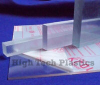 ".060/"" X 12/"" X 24/"" Black Color Nylon Plastic Sheet Slab Plate"