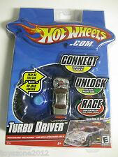 Hot Wheels - HotWheels.com - Turbo Drivers FACTORY SEALED!!!