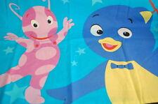 Pink Uniquia Blue Nick Jr. Pillowcase Backyardigans Child Standard Pablo Tyrone