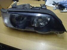 BMW X5 (E53) XENON HEADLIGHT O/S (COMPLETE)