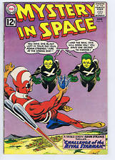 Mystery in Space #76 DC Pub 1962