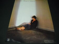CAROLE BAYER SAGER alone in a corner 1978 PROMO POSTER AD mint condition