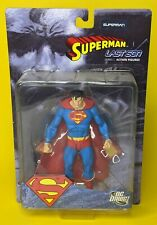 """Superman 7"""" action figure Last Son Series 1 DC Direct"""
