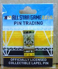SAN DIEGO PADRES 2016 ALL-STAR GAME TICKET COLLECTOR PIN BRAND NEW WINCRAFT