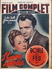 "FILM COMPLET 1949 N 153 "" BOULE DE FEU "" avec GARY COOPER  ET BARBARA STANWYCK"