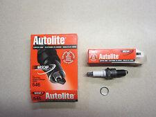 Autolite 646 (4) Spark Plugs