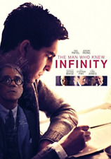 THE MAN WHO KNEW INFINITY (UK IMPORT) DVD NEW