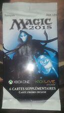 Booster Magic 2015 VF - Duels of the Planeswalkers X-Box - 6 cartes - Magic Mtg