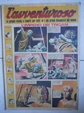 L' AVVENTUROSO n°1 1974 - Johnny Hazard Steve Canyon  [G750]
