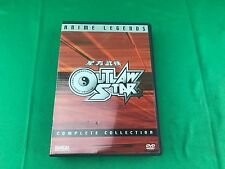 Outlaw Star - Complete Collection (DVD, 6-Disc Set, Anime Legends) Box set