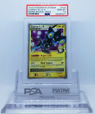 Pokemon PLATINUM RISING RIVALS LUXRAY GL LV X #109 HOLO FOIL PSA 10 GEM MINT #*