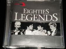 CD de musique rock années 80
